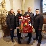 Engagierte Bürener organisieren Markt um die Pfarrkirche