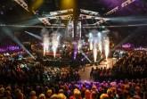 David Garrett Tourauftakt  EXPLOSIVE Live! Tournee 2016 in der  Volkswagen Halle in Braunschweig am 17.November 2016. Foto: Rüdiger Knuth
