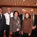 CDU Stadtverband Lage bestätigt sein Vorstands-Team im Amt