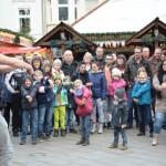 Spannende Geschichten auf dem Gütersloher Weihnachtsmarkt