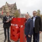Stadtlogo für alle Bürger vorgestellt / Fotowettbewerb gestartet