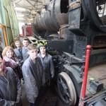 Schienenfahrzeugs ist das Ziel des MINT-Projekts