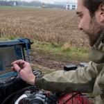 Archäologen durchleuchten Äcker und Felder in Paderborn