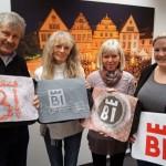 Bielefeld lässt Kreativität beim neuen Stadtlogo freien Lauf
