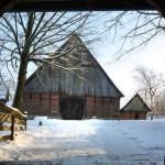 Winterspaziergänge im LWL-Freilichtmuseum Detmold