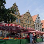 Altstadtmarkt startet am 4. März
