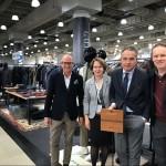 Ahlers treibt die internationale Expansion von BALDESSARINI weiter voran