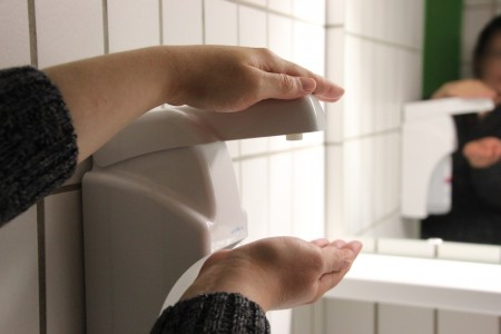 Grippesaison - Handhygiene