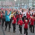 Gütersloh tanzt gegen Gewalt