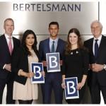 Bertelsmann würdigt 45 Auszubildende