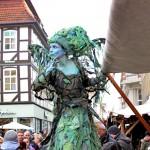 Eine Zeitreise ins Mittelalter im Weserbergland