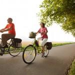 Kostenfreies Serviceheft für den gesamten Weser-Radweg