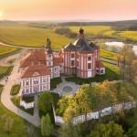 Im Barockjahr 2017 erinnert Tschechien an Santini-Aichel