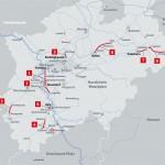 Fast 1,1 Milliarden Euro fließen 2017 in die Eisenbahninfrastruktur in Nordrhein-Westfalen