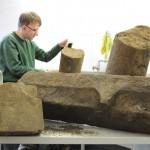 LWL-Archäologen entdecken Kirchenmauer des Augustinerklosters