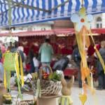 Frühjahrsmarkt und Tag der Sole in der Innenstadt
