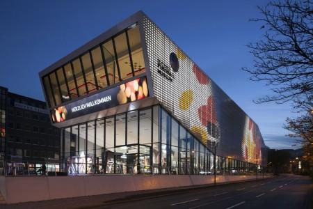 Deutsches Fußballmuseum in Dortmund.Foto: © DFM/Hannappel