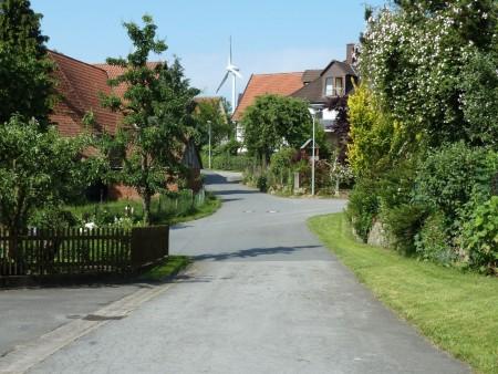Dörfliche Idylle in Brakelsiek: Dass lippische Dörfer viel zu bieten haben, können sie jetzt unter Beweis stellen.