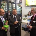 Gartenschau wirbt auf der ITB in Berlin