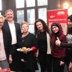 22. Internationales Frauenfrühstück zieht über 150 Besucherinnen in die Weberei