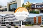 Patientenzuwachs am Klinikum Weser-Egge mit den Standorten St. Ansgar Krankenhaus Höxter, St. Josef Hospital Bad Driburg, St. Rochus Krankenhaus Steinheim und St. Vincenz Hospital Brakel.