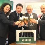 Veltins ist Bierpartner der Landesgartenschau 2017