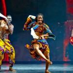 """Eine extravagante Show vom """"Kontinent des Staunens"""""""