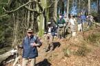 Wanderer in und um Büren bereiten sich auf den Bürener Wandertag am 07. Mai vor.
