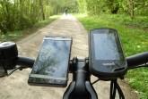 Ausrüstung ist alles: Beim Geocachen führen Smartphone oder GPS-Gerät ans Ziel Foto: Karl-Heinz Schäfer.