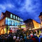 Mehr als 50 Kulturorte bei den Bielefelder Nachtansichten