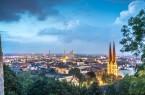 """Zur """"Erfolgsstory Stadtmarke"""" gehört die strategische Neuausrichtung entlang der Themen """"lebenswerte Großstadt"""", """"starke Wirtschaft"""" sowie """"Stadt der Bildung und Wissenschaft""""."""