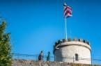 56.879 zahlende Besucher bescherten der Sparrenburg, dem Wahrzeichen der Stadt, im Jahr 2016 einen Besucherrekord.