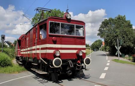 E22 BÜ Begaer Weg