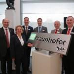Fraunhofer IEM erhöht  Stellenwert des Forschungsstandorts Paderborn
