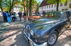 """""""Bei der """"La Strada Classic"""" gibt es am Samstag und Sonntag auf dem Klosterplatz zahlreiche Oldtimer zu bestaunen.""""Foto: Bielefeld Marketing"""