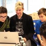 Workshops in Haus Neuland fördern Medienkompetenz und Beteiligung von Jugendlichen