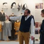 Ministerbesuch im Museum für russlanddeutsche Kulturgeschichte