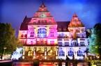 Nachtansichten am Alten Rathaus