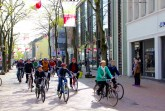 10. Treffen mit historischen Zweirädern am Stadtmuseum Gütersloh.