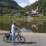 Elberadweg in Tschechien ist beliebt