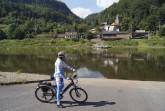 Elberadweg in Tschechien ist beliebt.Foto: CzechTourism