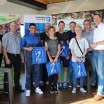 """Preisübergabe an 26 Gewinner """"Mein Heimathafen"""""""