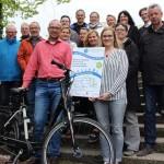 Startschuss zum Stadtradeln 2017 im Kreis Lippe