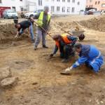 Ausgrabungen am Alten Markt in Bielefeld:  800 Jahre Stadtgeschichte