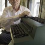 Schreibmaschine von Enzensberger im Heinz Nixdorf MuseumsForum