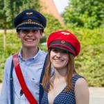 Am Pfingstsonntag mit der Landeseisenbahn Lippe erlebnisreich zum Spargelessen