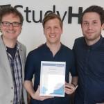 Universität Paderborn zeichnet StudyHelp GmbH mit Qualitätslabel aus