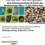 Erlebnisausstellung für Kinder im Wald- und Forstmuseum Heidelbeck