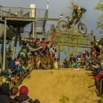 Beim elften iXS Dirt Masters in Winterberg steht der Sport mehr im Mittelpunkt