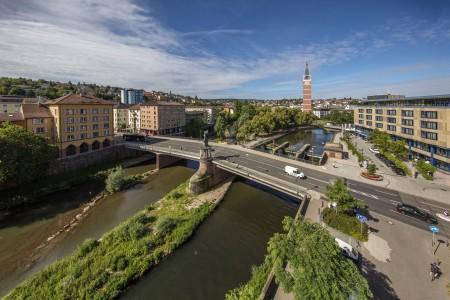 Ein ausgeprägtes kulturelles Leben mit vielfältigem Großstadtangebot prägt die Stadt.Foto:Stadt Pforzheim